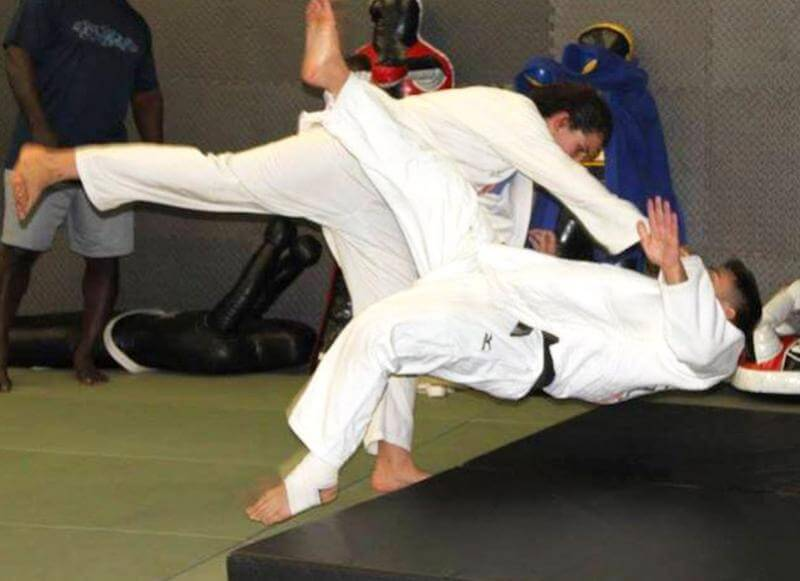 Adult Judo Classes